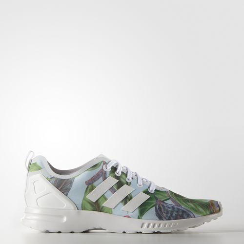 Giày adidas Zebra Print ZX Flux Smooth