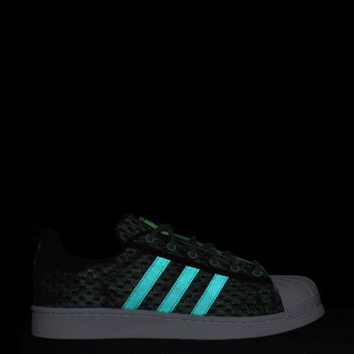 giày adidas superstar with Glow