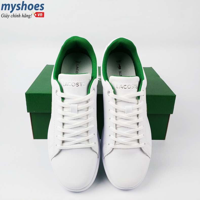 GIÀY LACOSTE HYDEZ 119 NAM - TRẮNG XANH