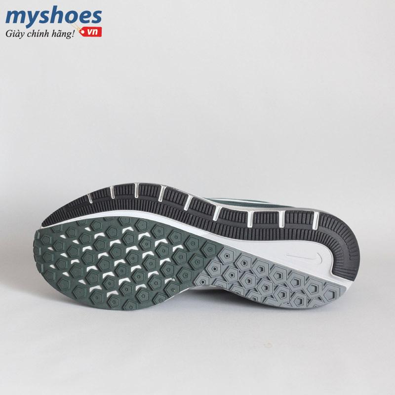 Giày Nike Air Zoom Structure 21 Xanh Lá