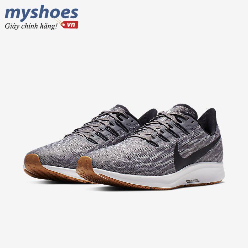 Giày Nike Air Zoom Pegasus 36 Xám