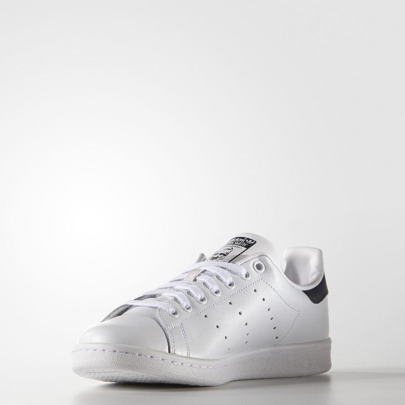 Giày adidas Stan Smith Nữ Trắng Navy