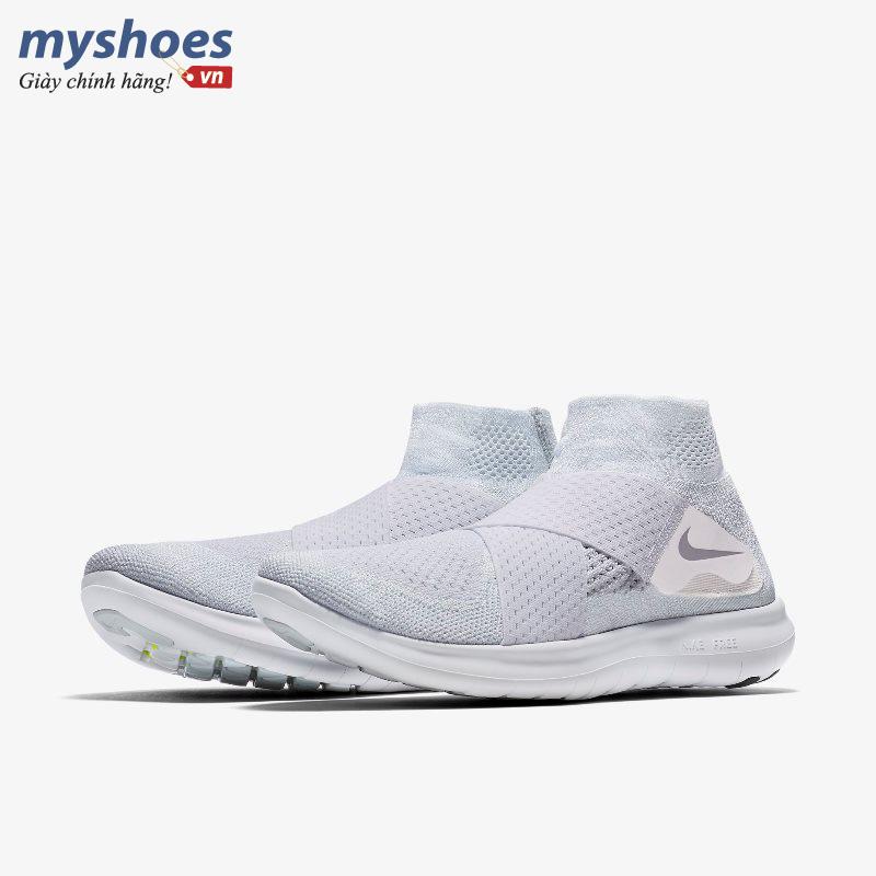 Giày Nike Free RN Motion Flyknit 2017 Nam Chính Hãng