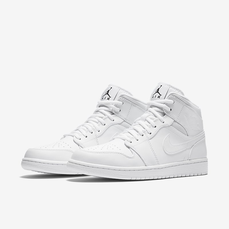 giay-Nike-Air-Jordan-1-mid-nam-trang
