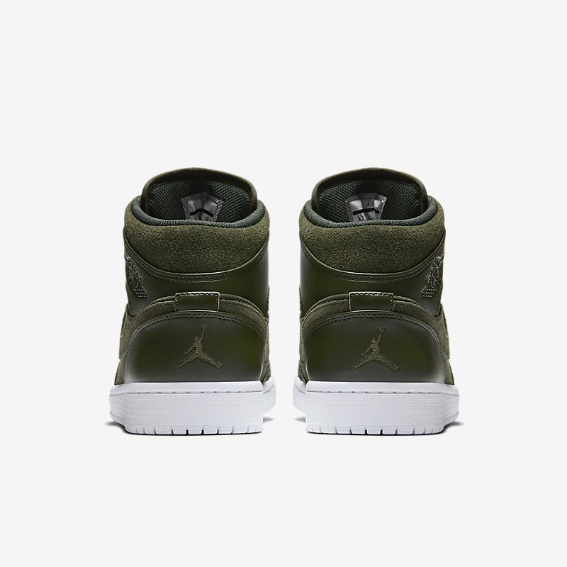 giay-Nike-Air-Jordan-1-mid-nam-xanh-reu