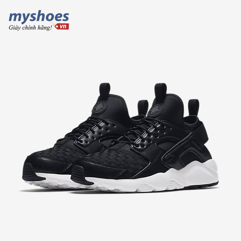 giay-Nike-Air-Huarache-Run-Ultra-SE-nam-den
