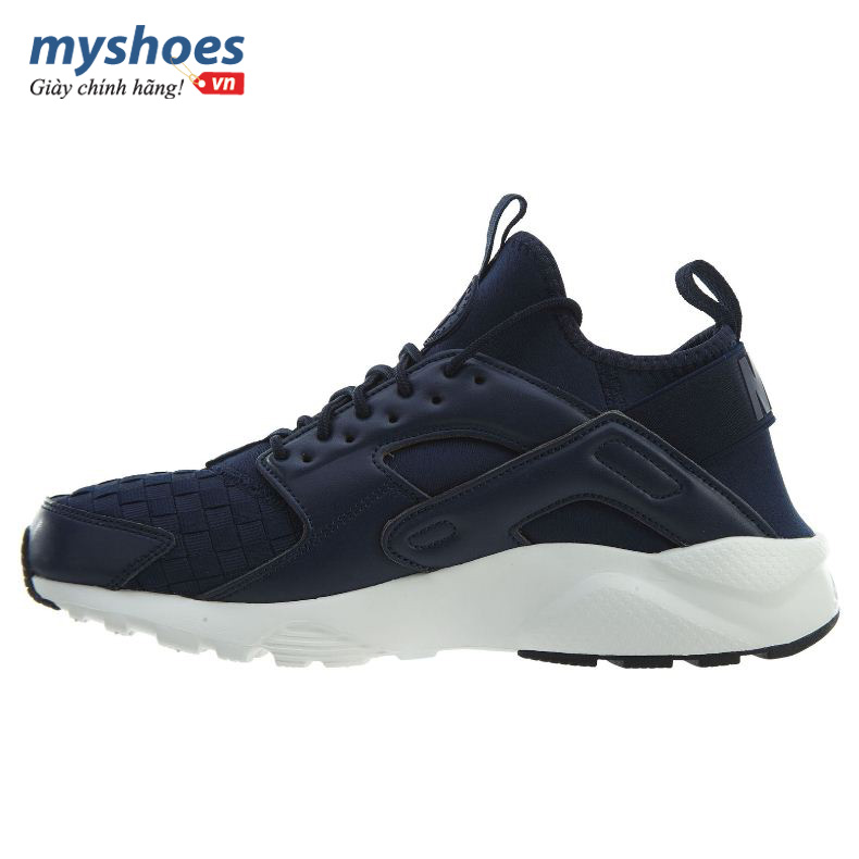 giay-Nike-Air-Huarache-Run-Ultra-SE-nam-xanh