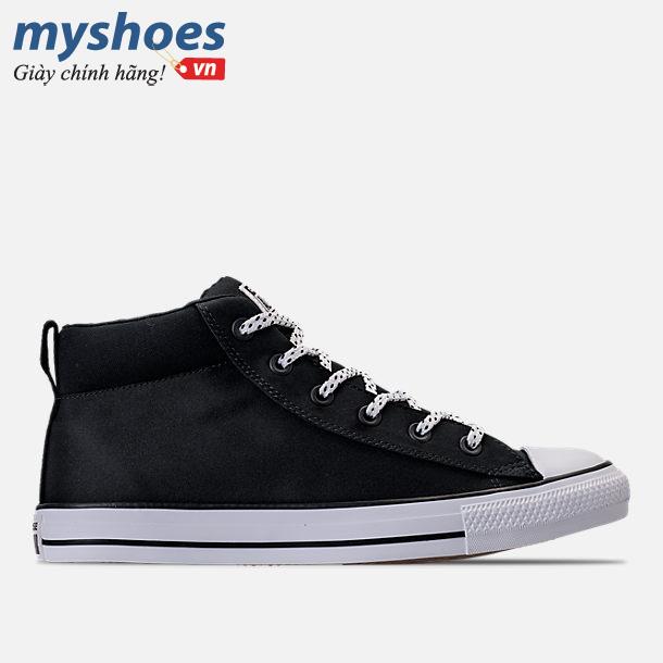 giay-Converse-Chuck-Taylor-All-Star-Street-Mid-nam-den-trang
