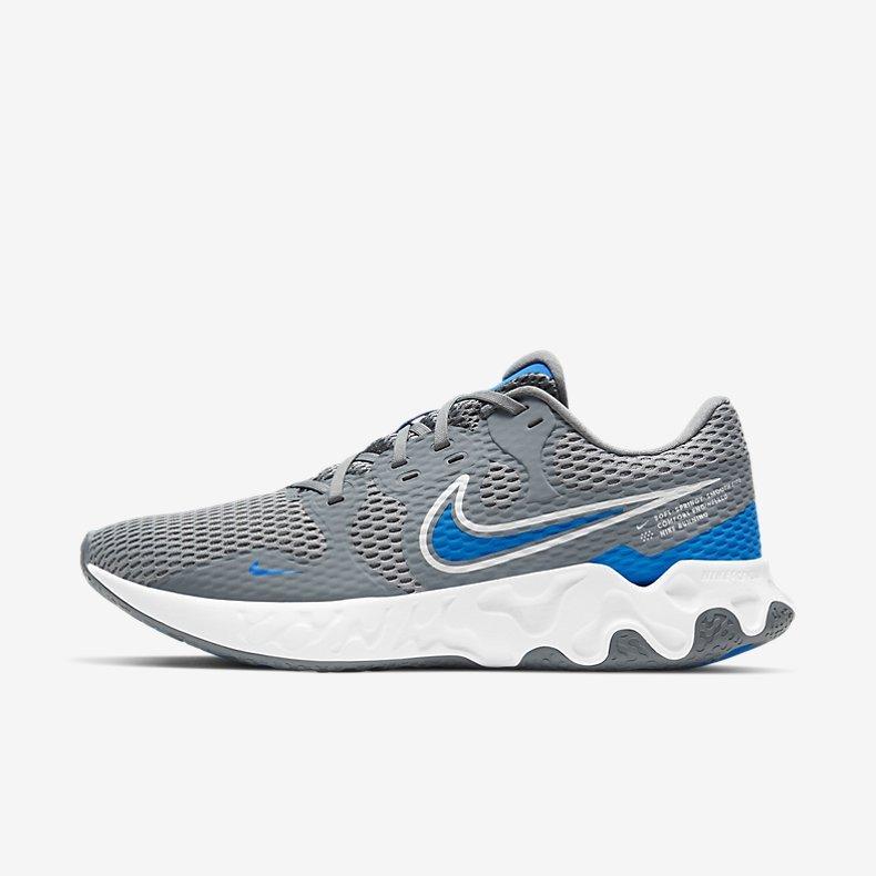 Giày Nike Renew Ride 2 Nam - Xám Xanh